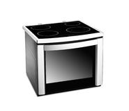 Electric cooker and oven Royalty Free Stock Photos