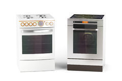 Electric cookers Stock Photos