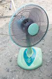 Electric desk fan Royalty Free Stock Photo