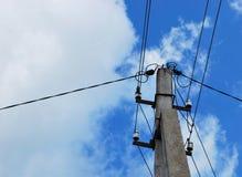 Electric distributor Stock Photography