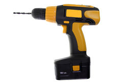 Electric drill Royalty Free Stock Image