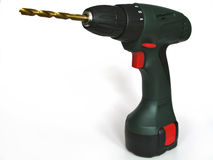 Electric Drill I Stock Photo