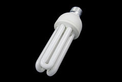 Electric-efficient bulb Royalty Free Stock Photos