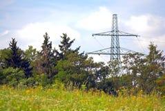 Electric energy Stock Photo