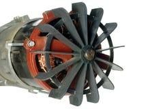 Electric engine Stock Photo