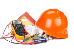 Electric equipment Royalty Free Stock Photography