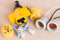 Electric equipment Royalty Free Stock Images