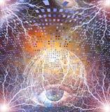 Electric Eye Stock Image
