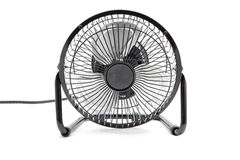 Electric fan Stock Photo