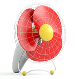 Electric fan. 3D model Royalty Free Stock Photography
