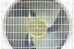 Electric Fan Aircondition Royalty Free Stock Photography