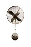 Electric fan isolated Stock Images