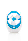 Electric fan on white. Background Stock Image