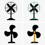 Electric Fans Stock Images