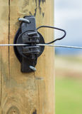 Electric Fence Insulator Stock Photos