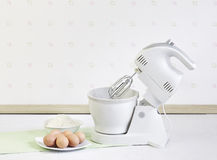 Free Electric Food Mixer Stock Photography - 26907762