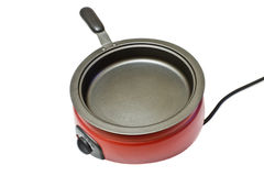 Electric frying pan Stock Photo