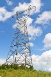 Electric full tilts Stock Photography