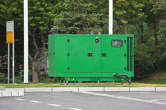 Electric Generator Royalty Free Stock Images