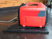 Electric generator Stock Photography
