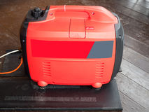 Electric generator Royalty Free Stock Photo