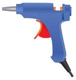 Electric glue gun Royalty Free Stock Image