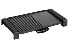 Electric grill Stock Image