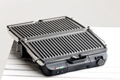 Electric grill Stock Photography