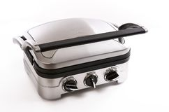 Electric Grill and Griddle Royalty Free Stock Photos