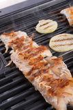 Electric grill Royalty Free Stock Images