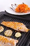 Electric grill Stock Photos