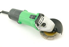 Electric grinder Royalty Free Stock Photo