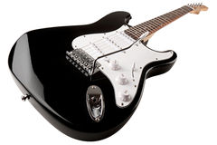 Electric guitar 1 Royalty Free Stock Photos