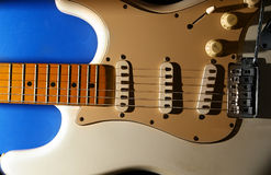 Electric guitar Stock Photos