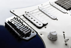 Electric guitar Royalty Free Stock Photo