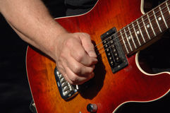 Free Electric Guitar Stock Photo - 3878440