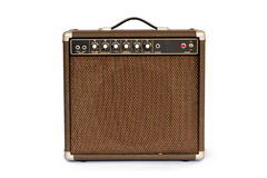 Electric guitar amplifier Royalty Free Stock Image