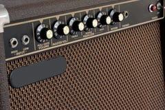Electric guitar amplifier Royalty Free Stock Photos