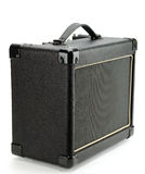 Electric guitar amplifier,music speaker Royalty Free Stock Photos