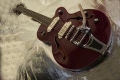 Electric guitar . Stock Images
