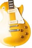 Electric guitar instrument Royalty Free Stock Photos