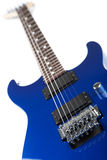 Electric guitar isolated Stock Photography