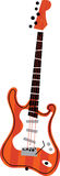 Electric Guitar Musical Instrument Stock Images
