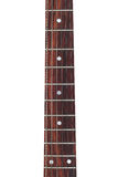 Electric Guitar Neck Stock Images