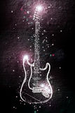 Electric guitar Stock Images