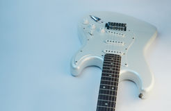 Electric guitar Stock Photo