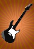 Electric guitar Yamaha Royalty Free Stock Images