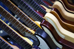 Guitars stock photos