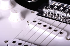 Electric guitars Royalty Free Stock Photography