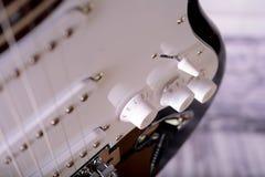 Electric guitars Stock Photos